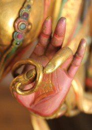 GC 1089 P Prithvi Mudra Focus and Balance