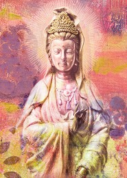 GC 1123 MP Welcoming Quan Yin