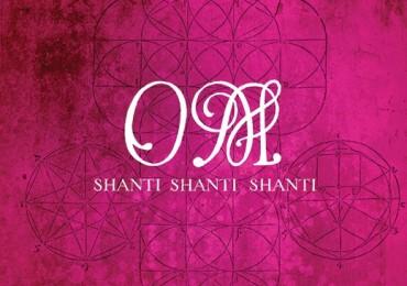 GC 1134A  OM Shanti Geometric