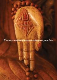 GC 1026 P Chopra Buddha Hand Extending Love