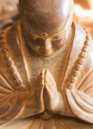 CB 1064 P Praying Buddha