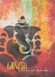 CB 1056 M Red Paisley Ganesh