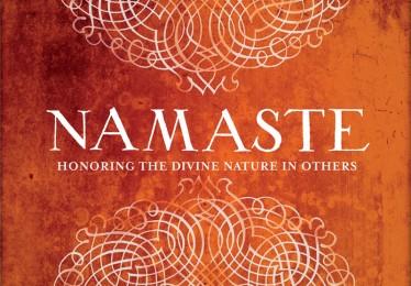 CB 1133E Scrolled Namaste