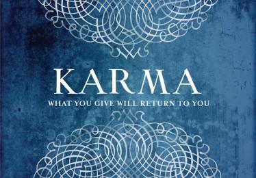 CB 1133G Scrolled Karma