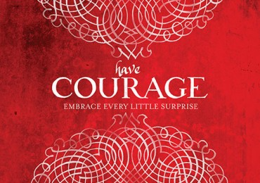 GC 1133L Scrolled Courage Red
