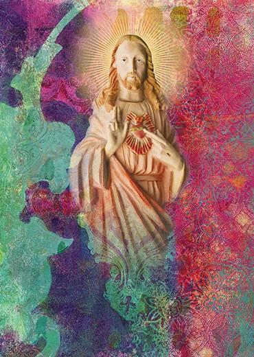 GC 1192 MP Jesus Loves You