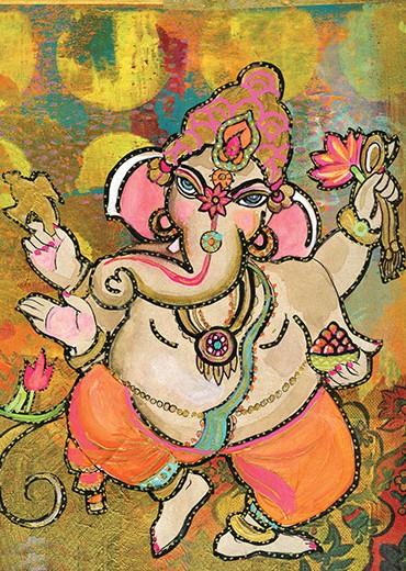 GC 1189B AJ Dancing Ganesh