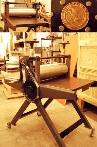 griffin press